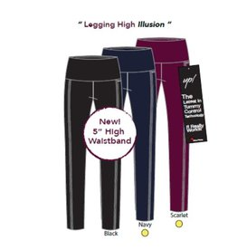 Up UP!- Illus Leggings in NAVY