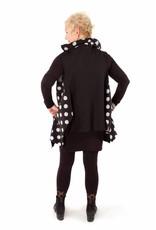 Lousje & Bean L&B- Tuck Vest|Grey Dot