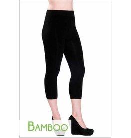 C'est Moi Bamboo Crop Leggings