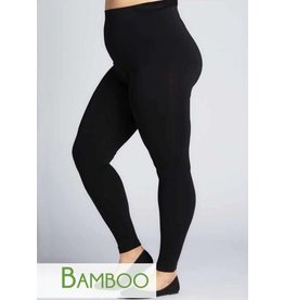 C'est Moi Bamboo Leggings- PLUS SIZE