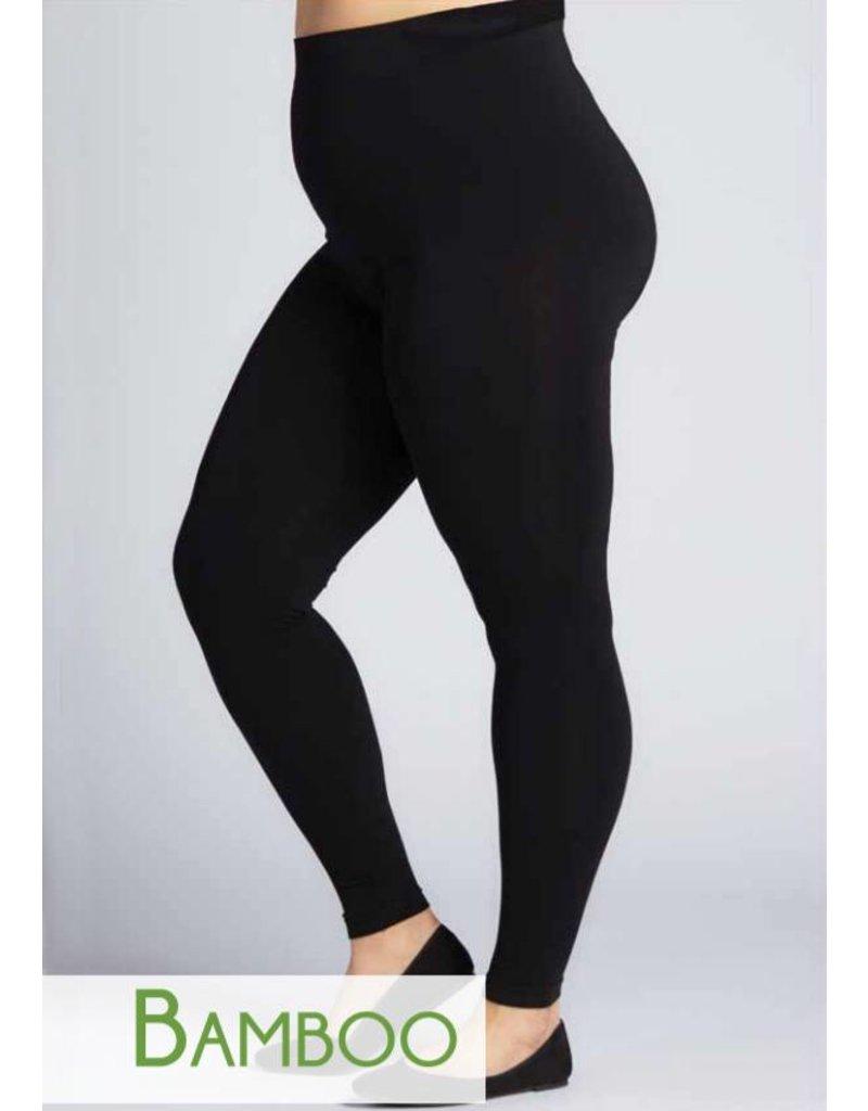 C'est Moi C'est Moi- Bamboo Leggings- Plus Size