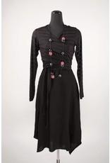 Cut Loose Cut Loose- Linen Bias Seamed Dress