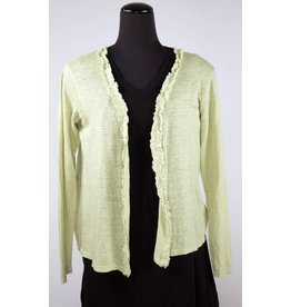 Cut Loose Cut Loose- Ruffle Cardi|SIZE S only