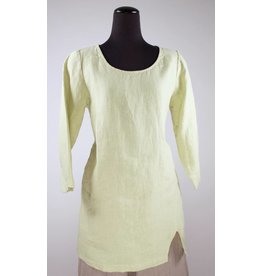 Cut Loose Cut Loose- Split Tunic|Peridot
