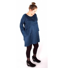 Lousje & Bean Sofia Tunic in Teal