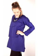 Lousje & Bean L&B- Sofia Tunic in Royal