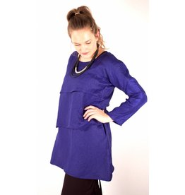 Lousje & Bean Sofia Tunic in Royal