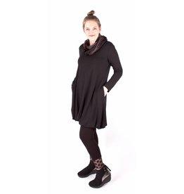 Lousje & Bean Rome Dress in Black