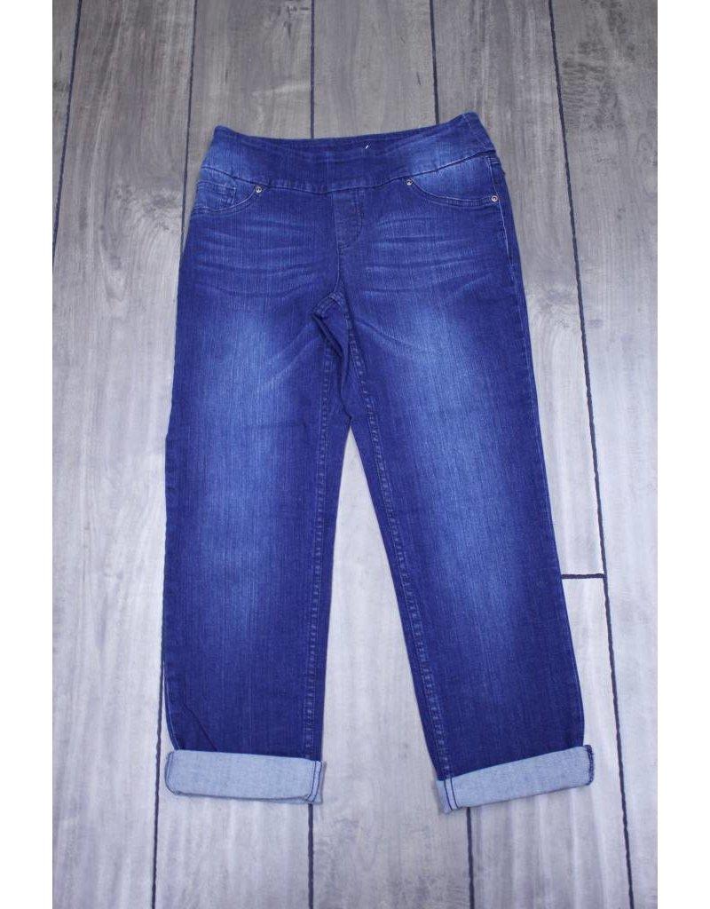 Up Up! Jeans- Crop Denim