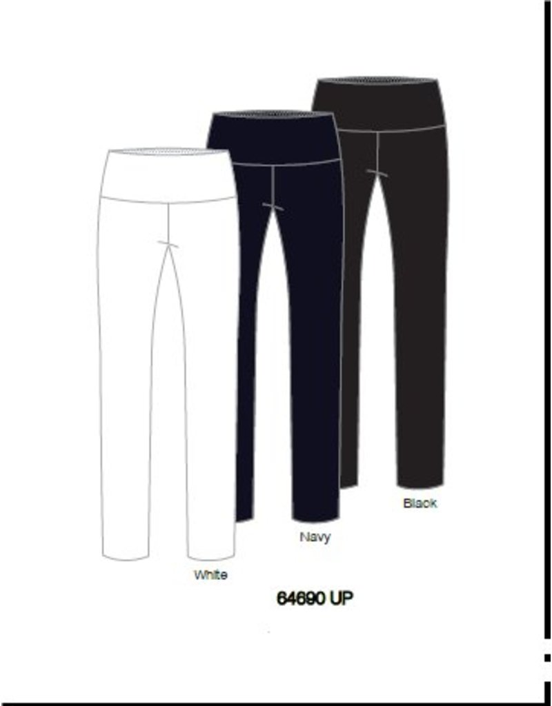 Up Up! Pant- White Illusion Ankle