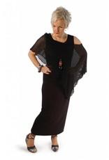 Lousje & Bean L&B- Tank Dress in Blk|SS18