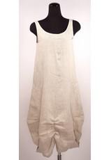 Lousje & Bean L&B- Issey Dress in Oatmeal
