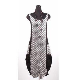 Lousje & Bean L&B- Issey Dress in Dots