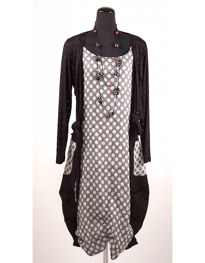 Lousje & Bean L&B- Issey Dress in Dots