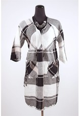 Lousje & Bean L&B- Harlem Dress in Check