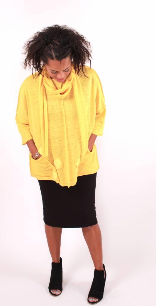 Lousje & Bean L&B- Jack Sweater Mustard