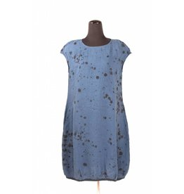 Grizas GRIZAS- Linen Tunic | Blue