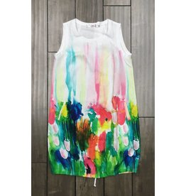 Nahlik- Water Colour Dress
