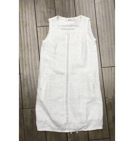 Nahlik- Wht & Silver Dress
