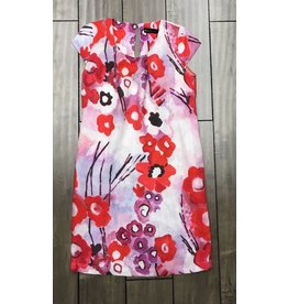 Eco Linen- Poppy Dress