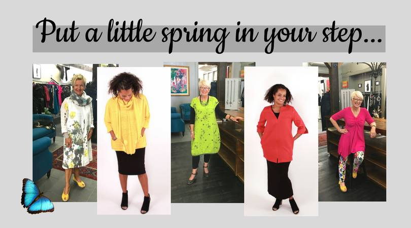 Put a Little Spring in Your Step!