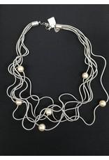 Sandrine Giraud Sandrine Giraud- Small Pearl Necklace