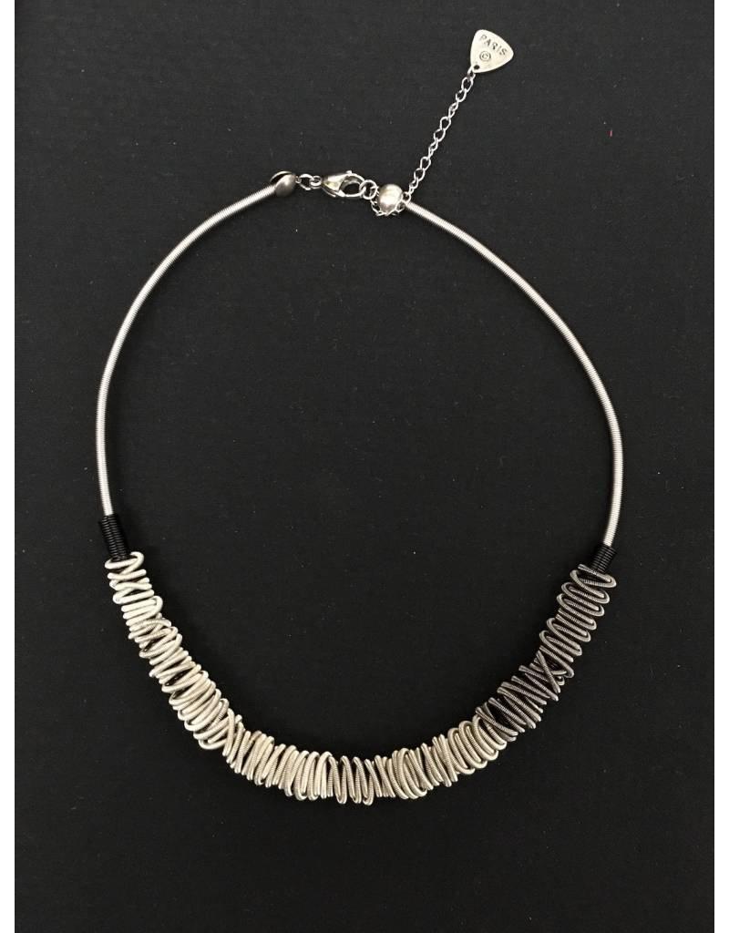 Sandrine Giraud Sandrine Giraud- Short Wire necklace