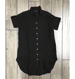Cut Loose Cut Loose- Tunic Shirt|Blk- M only