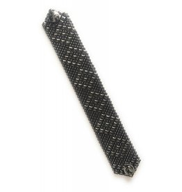 Liquid Metal Liquid Metal- Bracelet B9- Blk