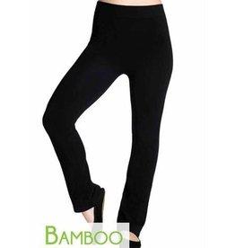 C'est Moi C'est Moi- Bamboo Straight Leggings