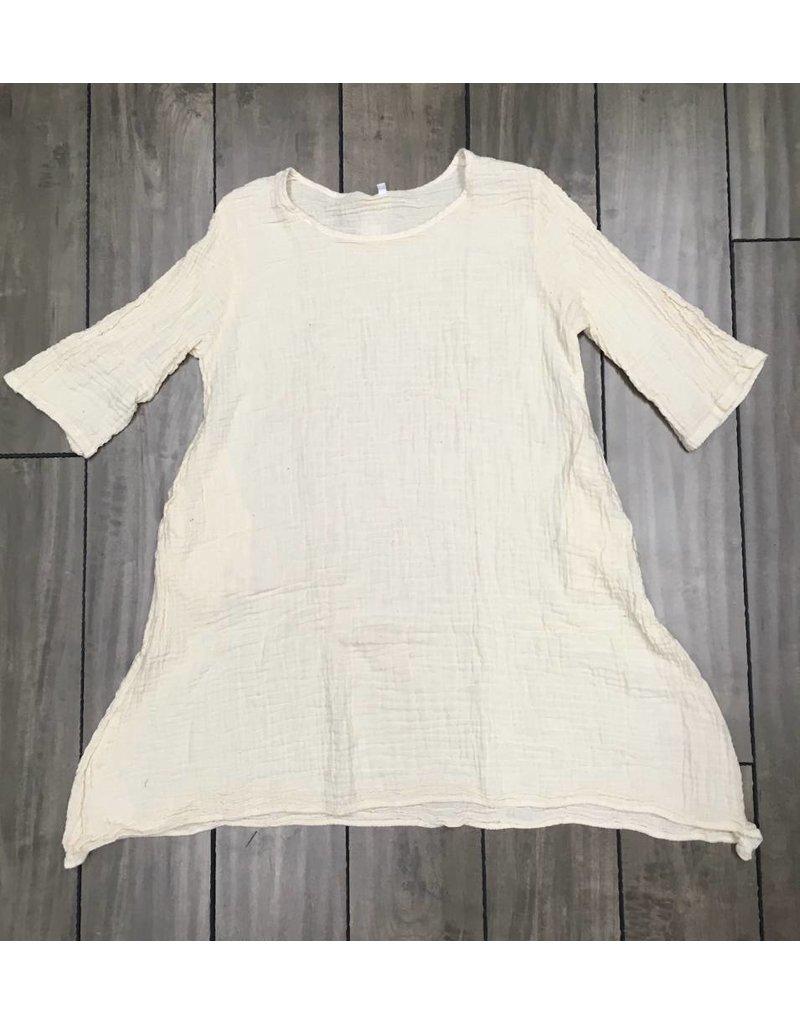 Tibet Gallery Tibet- Cotton Tunic