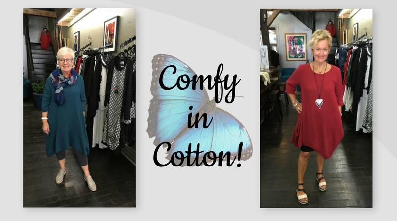 The Benefits of Wearing Cotton