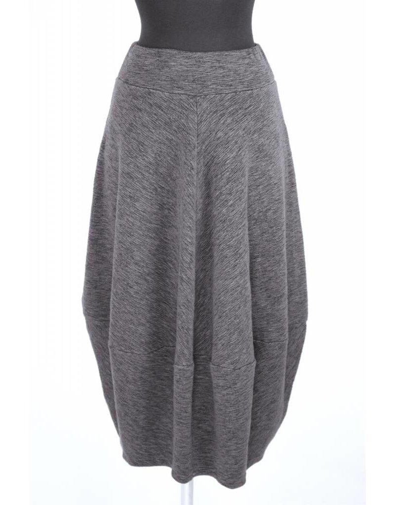 Cut Loose Cut Loose-  Bubble Skirt- Metal