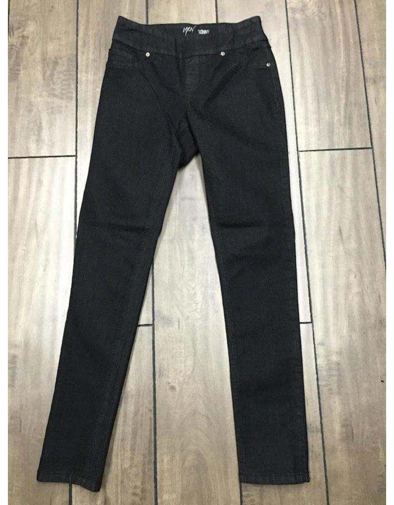 Up Up! Jeans- Black Denim