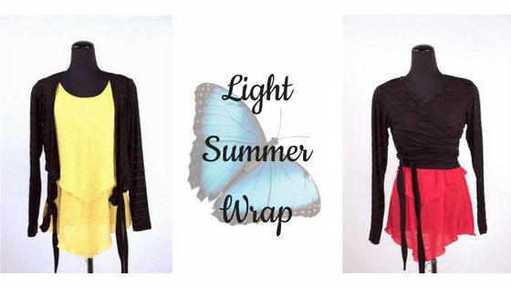 Light Summer Wrap