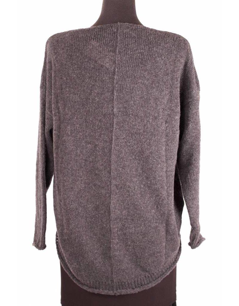Grizas GRIZAS- High Low Sweater FW18