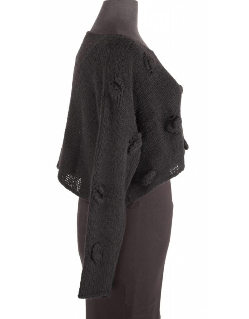 Grizas GRIZAS- Bubble Sweater FW18
