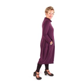 Lousje & Bean L&B- Juki Dress in Purple
