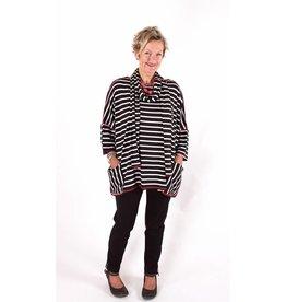 Lousje & Bean L&B Jack Sweater in Bamboo Stripe