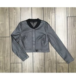 KEDZIOREK Kedziorek- Silver Jacket