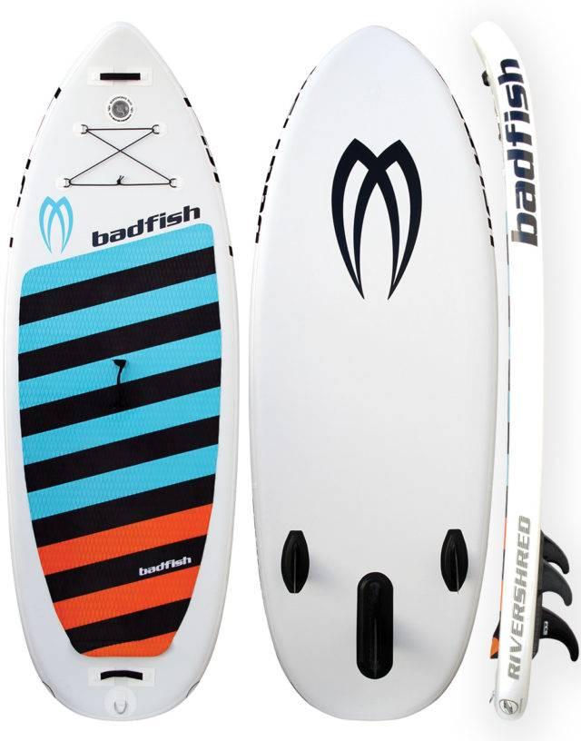 "Boardworks Surf Badfish Rivershred 8'6"""