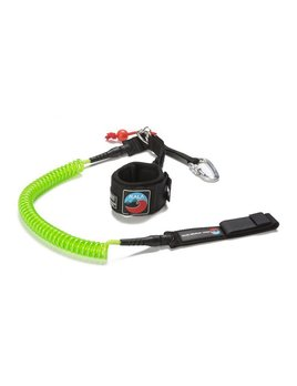 Hala Gear Hala Releasable Coiled Leash 7'