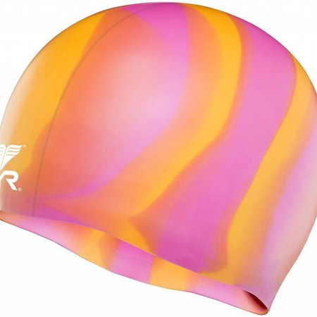TYR TYR Multi Color Silicone Cap