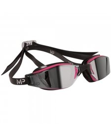 XCEED Goggle, mirrored lens, Pink & Black