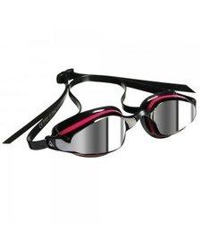 Aqua Sphere Ladies K-180 Goggles Pink/Black Mirrored Lens