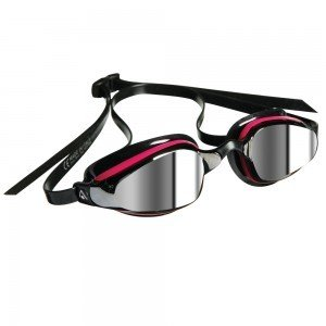 AquaSphere Aqua Sphere Ladies K-180 Goggles Pink/Black Mirrored Lens