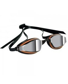 K-180+ Goggle, mirrored lens, Orange & Black*