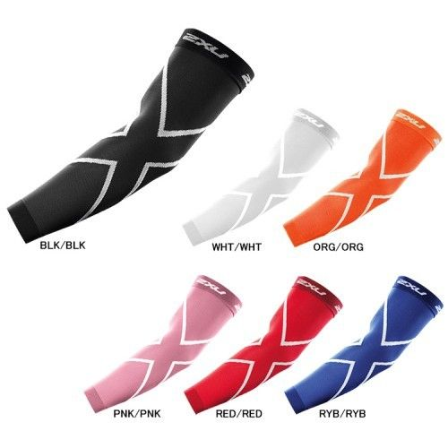 2XU North America Compression Arm Sleeves (pair)