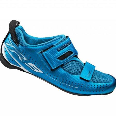 SHI Shimano Men's TR9 Dynalast Elite Triathlon Shoe