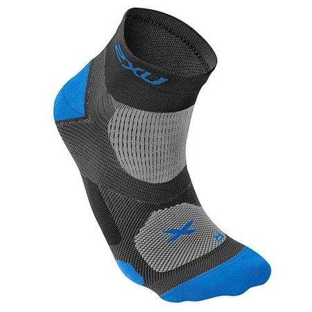 2XU 2XU Men's Training Vector Socks MQ3525e